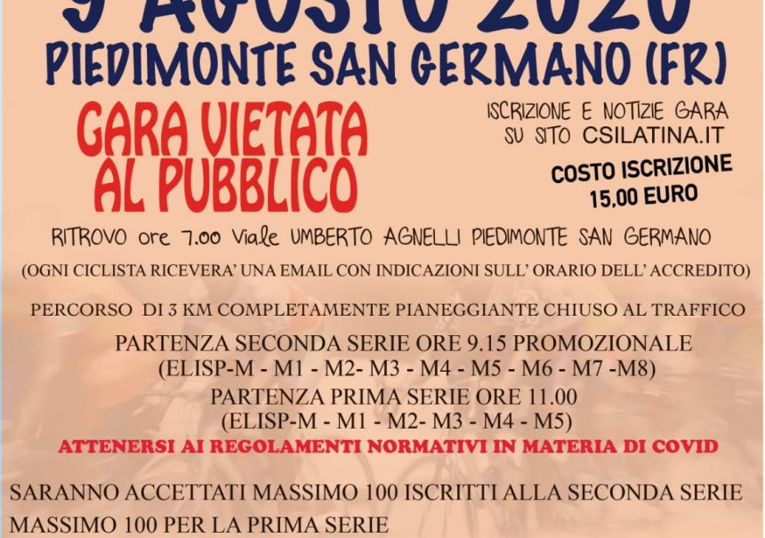 XI MEMORIAL FRANCO DI SOTTO